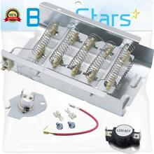 279838   279816 Dryer Heating Element With Thermostat Kit by Blue Stars