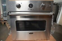 Viking 30  Stainless Steel Single Electric Convection Wall Oven VESO5