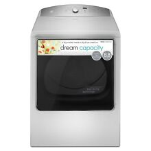 Kenmore 8 8 cu  ft  Gas Dryer in White includes Delivery and Hookup