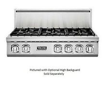 Viking Professional 7 Series 36  Gas Rangetop   VGRT7366BSS