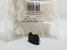 WR08X10061 GE REFRIGERATOR OVERLOAD RELAY  NEW PART