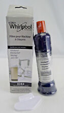 Whirlpool Ice Maker Water Filter Ice2 F2WC9I1 Replacement Genuine OEM