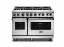 Viking 7 Series 48  Gas Range   FREE Dishwasher  VGR74828BSS