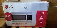 LG LMV1762ST   1 7 Cu Ft Stainless Steel Over the Range Microwave Oven