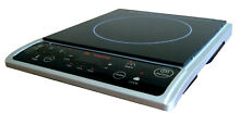 Sunpentown 1 300W Induction Cooktop  Silver
