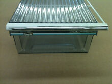 GE Model TBX14 Refrigerator Meat   Crisper  Snack Pan or Drawer Assembly