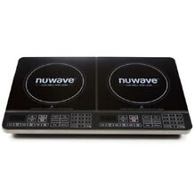 NEW NUWAVE 30602 DOUBLE PRECISION INDUCTION COOKTOP 900W   1800W TIMER KEEP WARM