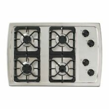 36  Gas Cooktop 4 Burner Made in USA Whirlpool IKEA Eldig 700 920 01