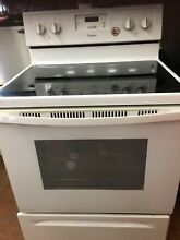 4 8 Cu  Ft  Freestanding Electric Range with FlexHeat  Dual Radiant Element