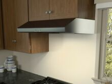Zephyr AK6536B 600 CFM 36 Inch Wide Under Cabinet Range Hood from the Cyclone Se