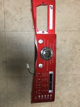 6871ER2019K LG Washer Panel And Board  RED