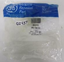 GE RANGE UNIT SWITCH WB23X33 NIB