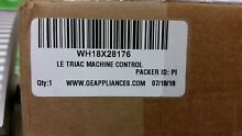 BRAND NEW GE WASHER CONTROL BOARD WH18X28176