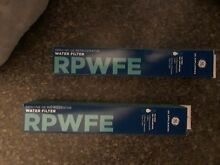 THREE G E RPWFE Refrigerator Water Filters