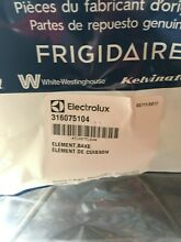 Frigidaire 316075104 Electrolux Range Oven Bake Element  bundle of 4