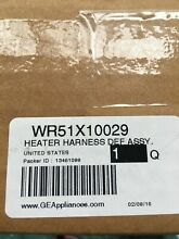 Kenmore WR51X10029 Heater Harness DEF Assembly