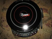 Nuwave Precision 2 Portable Induction Cooktop Model 30151 Never Used