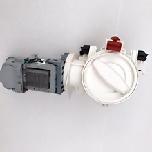 Washer Drain Pump Motor Assembly Kenmore Elite HE4T Whirlpool GHW9150PW4 Duet US