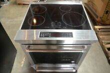 Jenn Air 30  Pro Style Stainless Steel 4 Burner  Induction Range JIS1450DP