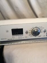 Maytag Bravos MCT Washer Control Panel