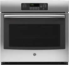 GE 30  Stainless Steel Single Electric Wall Oven JT3000SFSS