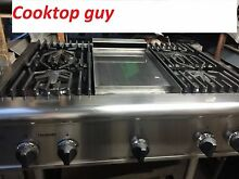 Thermador 36  Rangetop 4   griddle  star burners  in LA