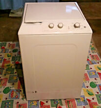 SEARS KENMORE WASHING MACHINE   EXCELLENT   MODEL NO  11094572200