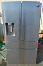 Samsung 36  Stainless Steel 4 Door French Door Refrigerator RF23M8070SR