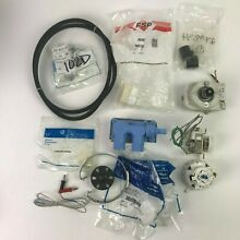 Large Lot of Miscellaneous Appliance Parts Washer Dryer Thermostat Relay Start
