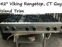 42  Viking Stainless Range Top  6 burners  in Los Angeles