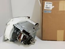 WE17X24535 GE DRYER MOTOR AND BLOWER ASSEMBLY  NEW PART