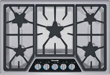 Thermador SGSX305FS 30 Inch Masterpiece Gas Cooktop Stainless Steel Star Burners