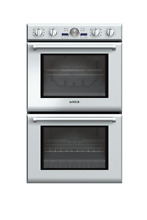 Thermador PODC302J 30 Inch Professional Double Electric Wall Oven 4 7 cu  ft