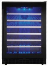 Danby SSWC056D1 24 Inch Wide 48 Bottle Capacity Free Standing Wine Cooler with L