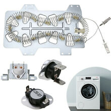 For Samsung Heating Plate Clothes Dryer Replacement Parts 4Pcs Household US