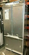 Thermador T36IT901NP 36  Built in Panel Ready French Door Bottom Freezer Wi Fi