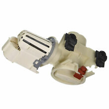 NEW  280187 Genuine Whirlpool Maytag Washer Water Drain Pump Assembly OEM FSP