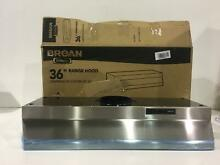 Broan 42000 Series 36 Inch Stainless Steel Under Cabinet Range Hood New