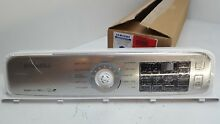 DC97 19576T SAMSUNG WASHER CONTROL PANEL  NEW PART