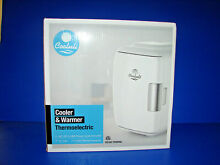 Cooluli Mini Fridge Electric Cooler and Warmer 4 Liter Cars Office BLACK NEW