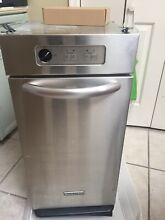 Kitchenaid Trash Compactor Model KUCS03CTSS2
