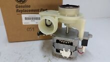 WD26X10051 GE DISHWASHER PUMP AND MOTOR  NEW PART