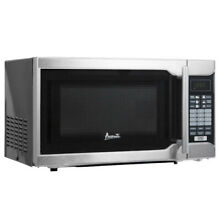 Avanti MO7103SST 0 7 Cubic Foot Stainless Steel Electronic Control Microwave