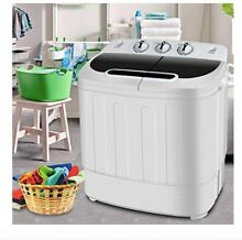 Portable Washing Machine All in one Washer   Dryer in Apartment RV Dorm Camping