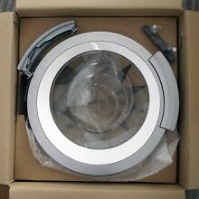 BOSCH Washer Door Assembly COMPLETE GENUINE 00 704287 with extra Handle