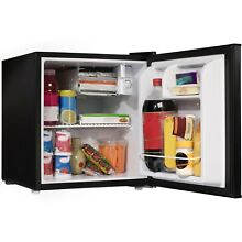 Compact Dorm Small Mini Fridge Refrigerator For Office 1 7 Cu Ft With Freezer