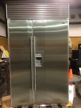 Sub Zero 690 Refridgerator Freezer Excellant Condition