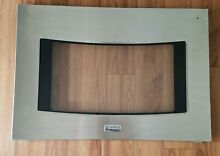 Genuine Kenmore Elite Wall Oven OUTER DOOR ASSEMBLY Part   318272185 Stainless