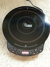 Nuwave Precision Induction Cooktop 1300 Watts Model 30101 Black