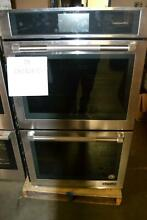 Jenn air JJW3830DP01 Electric  30  double wall oven Stainless steel